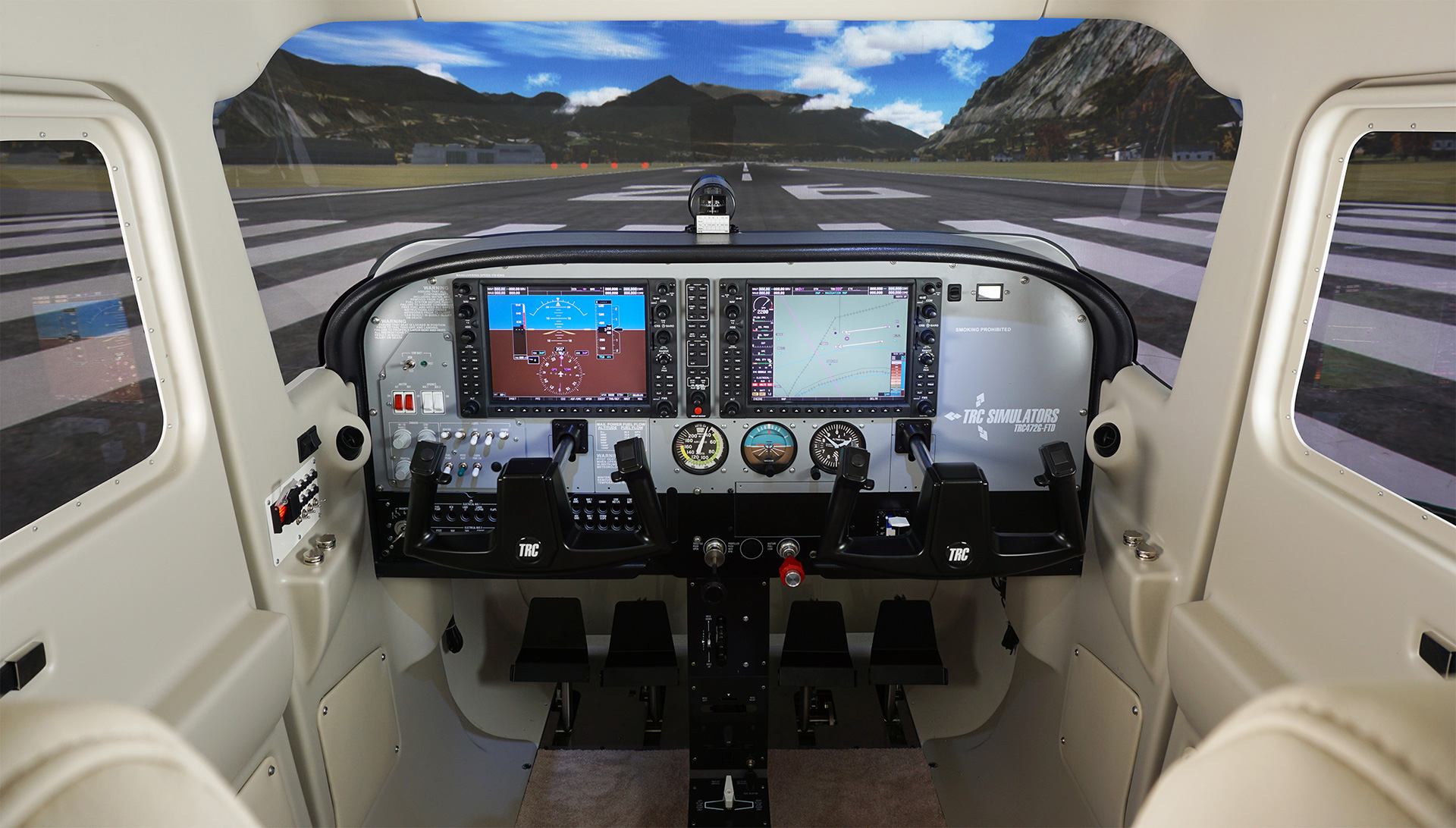 TRC Simulators – TRC Simulators, extremely realistic flight
