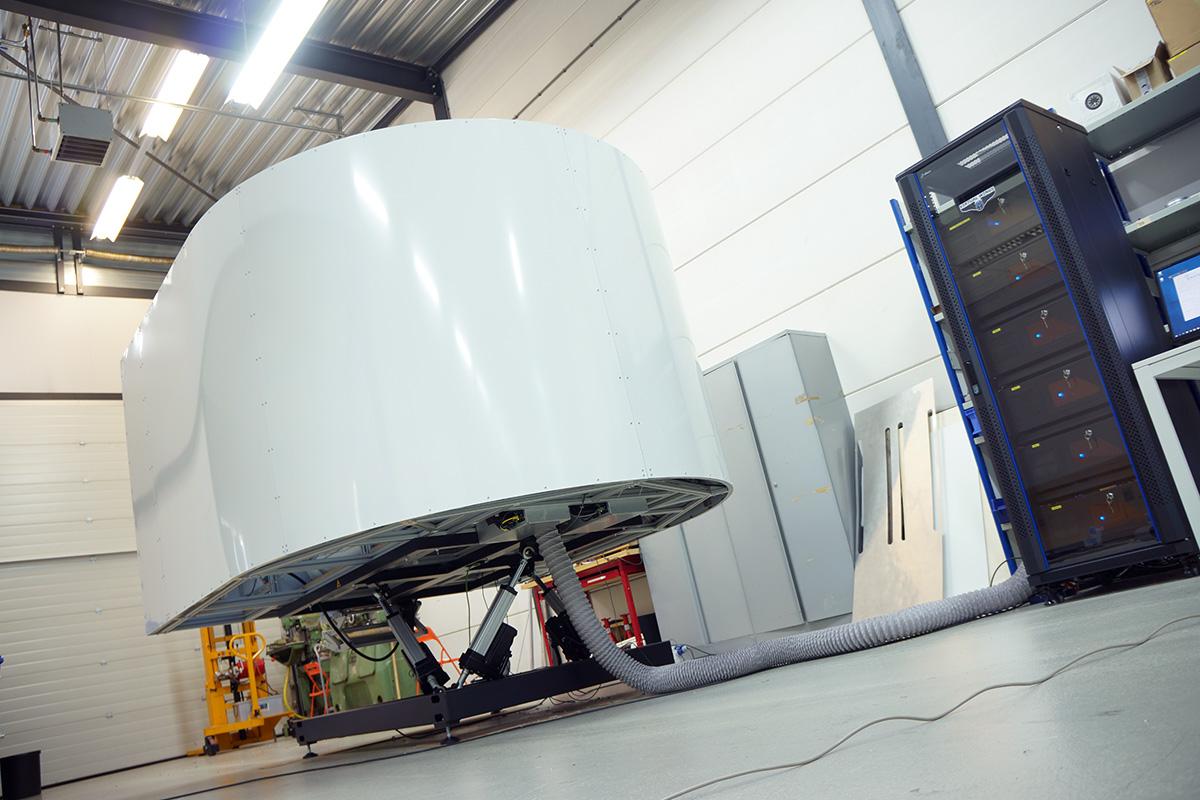TRC Simulators – TRC Simulators, extremely realistic flight