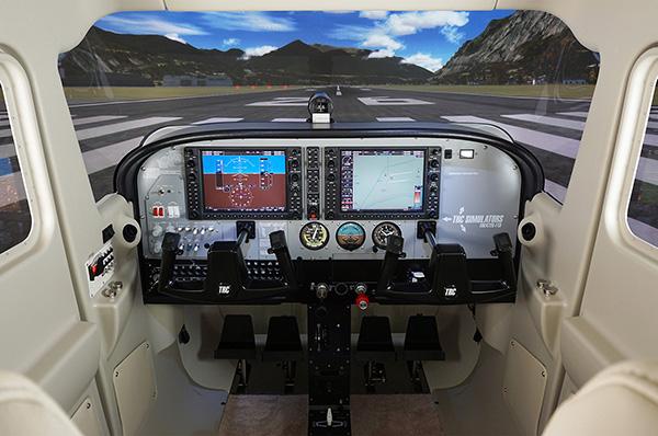 TRC4000 CABIN C172G