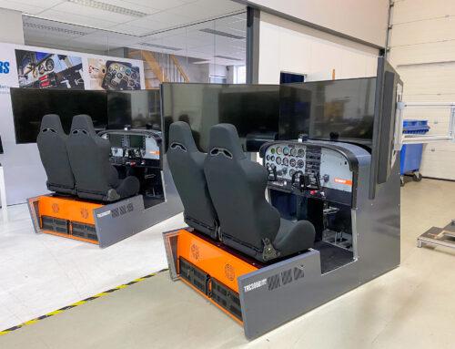 Cessna 172 Simulator – TRC3000 CABRIO C172A