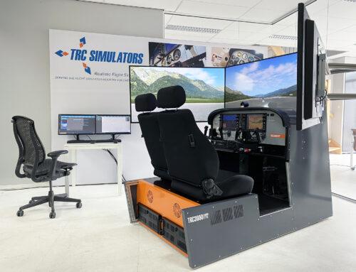 Cessna 172 Simulator – TRC3000 CABRIO C172G